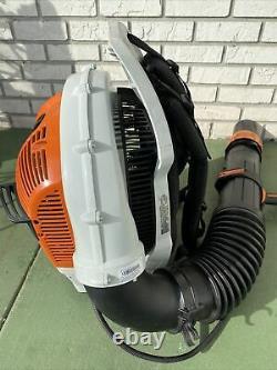 Stihl (BR700) Gas (64.8cc) Backpack Leaf Blower. FREE S&H