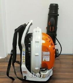 Stihl Backpack Leaf Blower Br700 X, GENUINE NEW