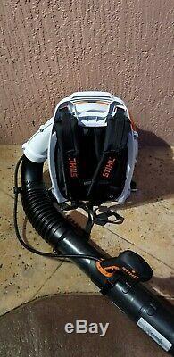 Stihl Br430 Commercial Gas Backpack Leaf Blower