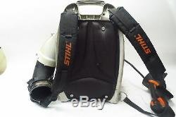 Stihl Br450c Backpack Leaf Blower With Electric Start