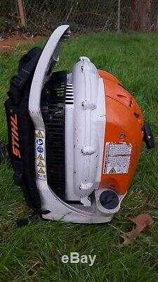 Stihl Br600 Commercial Backpack Leaf Blower Same Day Shipping