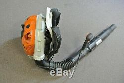 Stihl Br600 Commercial Gas Backpack Leaf Blower (196225-1 Gn)