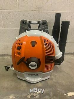 Stihl Br600 Commercial Gas Backpack Leaf Blower Brand New Free Fedex Shipping