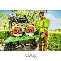 Stihl Br600 Commercial Gas Backpack Leaf Blower, Oem New