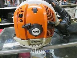 Stihl Br600 Gas Powered Backpack Leaf Blower