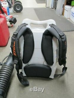 Stihl Br600 Gas Powered Backpack Leaf Blower Br 600
