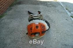 Stihl Br600 Gas Powered Backpack Leaf Blower We Ship Only On East Coast