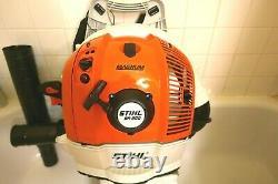 Stihl Br600 Magnum Backpack Leaf Blower Nr Mint / Br600 Br700 Br800