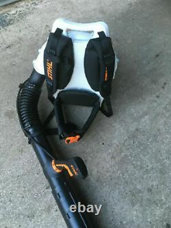 Stihl Br600 Petrol Back Pack Leaf Blower (new)