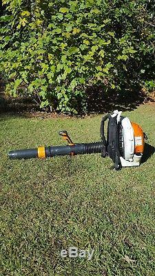 Stihl Br700 Commercial Backpack Leaf Blower Fast Spipping