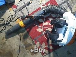 Stihl Br700 Commercial Gas Backpack Leaf Blower