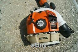 Stihl Br700 Gas Powered Backpack Leaf Blower We Ship Only On East Coast