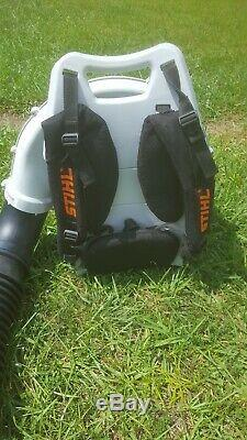 Stihl Br700 Magnum Gas Powered Backpack Leaf Blower