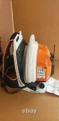 Stihl Br800c Magnum Commercial Backpack Leaf Blower. Out Of Its Box