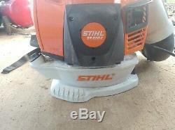 Stihl Br800c Magnum Gas Powered Backpack Leaf Blower