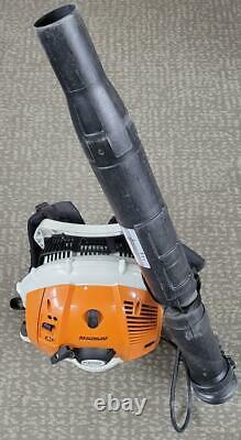 Stihl Magnum BR 600 All-In-One Backpack Leaf Blower BR600 Back Pack (CLN053816)