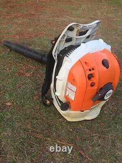 Stihl Magnum BR 600 Professional Backpack Back Pack Gas Leaf & Debris Blower
