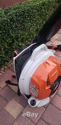 Stihl Magnum BR 800X Gas Backpack Leaf Blower