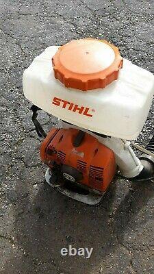 Stihl Sr450 Backpack Blower Leaf/sprayer Sr 450