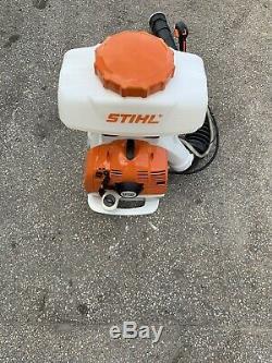 Stihl Sr450 Backpack Blower Leaf/sprayer Sr 450 Preowned (great Shape)