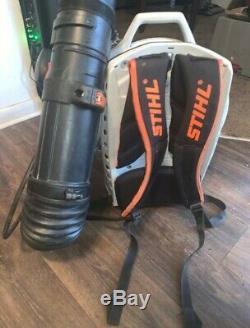 Stihl backpack leaf blower BR-800 MESSAGE ME FIRST