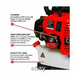 Tomahawk Power 3 HP Engine Turbo Boosted Backpack Fogger Duster Blower 2 Stroke